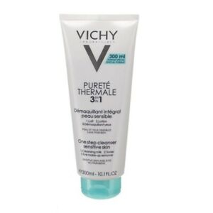 Vichy purete thermale FACE&EYE 3in1 Cleanser Sensitive skin VICHY 300ml.