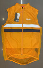 Rapha Brevet Insulated Gilet Dark Yellow Size XX Large Brand New With Tag