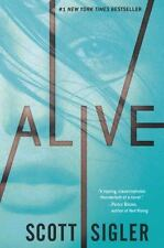 The Generations Trilogy: Alive 1 by Scott Sigler (2015, Hardcover)