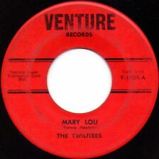 The Twiliters - Mary Lou / Billy Billy Went Walking - Venture Records V-1000
