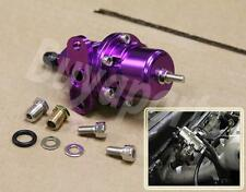 PURPLE BOLT-ON/OEM REPLACEMENT FUEL PRESSURE REGULATOR HONDA CIVIC 1992-1995