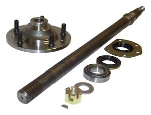 Crown Automotive 8133885K Axle Hub Kit Fits 82-86 CJ7 Scrambler