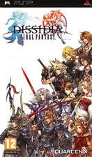 Dissidia Final Fantasy jeu Sony PSP Playstation Portable PAL avec notice