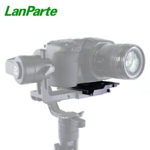 Lanparte Crane 2 Offset Camera Plate for BMPCC 4K fr Blackmagic on Zhiyun Gimbal