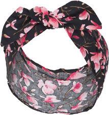Coste carogna Julia Vintage Cherry Blossom Pin Up Fascia per Capelli Headband Rockabilly