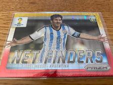 2014 World Cup Prizm Lionel Messi Net Finders Pulsar Argentina