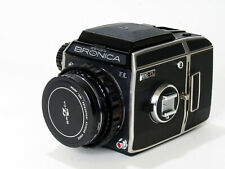 ZENZA BRONICA EC-TL Medium Format + NIKKOR-P 75mm F2.8 - NEAR MINT CONDITION