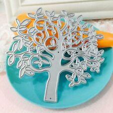Tree Cutting Die Metal Stencil DIY Scrapbooking Album Embossing Paper Card Craft