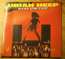"Uriah Heep  7"" 2 Disc Set Bronze Unusual Limited Edition VG- 1983 GF BROG168"