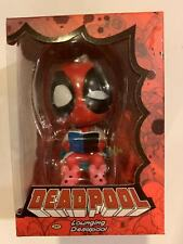 Marvel Cosbaby Deadpool lounging deadpool Bobble Head Doll PVC Action Figure
