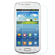 TEMPERED GLASS SCREEN PROTECTOR ANTI SCRATCH FILM For SAMSUNG GALAXY S3 Mini UK