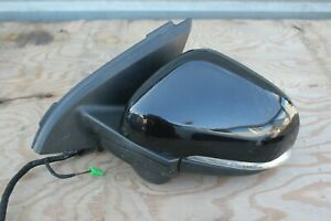 VOLVO s60 2011 RHD Left Side Exterior Mirror with Camera Assembly