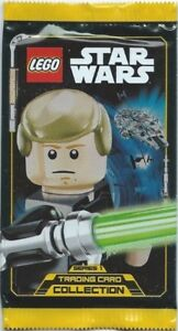 LEGO STAR WARS SERIES 1 single trading cards