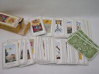 GRAND ETTEILLA jeu de TAROT Egyptiens divination 78 cartes France GRIMAUD 394104