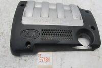 02 03 04 KIA SPECTRA HTBK 1.8L ENGINE MOTOR COVER SHROUD OEM valve plastic
