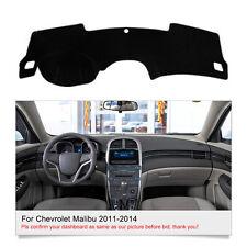 Fits For Chevrolet Malibu 2012-2014 DashMat Dash Cover Mat Interior Fly5D