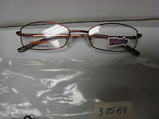 NICKELODEON NIC  I CARLY  WIRED BROWN  49-17-130  Eyeglass Frames New