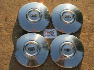 "1970'S 1980'S MERCURY GRAND MARQUIS, COP CAR, POVERTY 11"" DOG DISH HUBCAPS SET~4"
