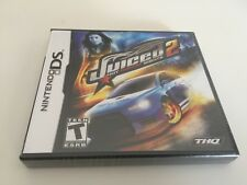 Juiced 2: Hot Import Nights (Nintendo DS, 2007) DS NEW