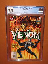 Venom: Sinner Takes All #1 CGC 9.8 HIGHEST CGC GRADE! 12 HD pix! Ships INSURED!