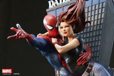 XM Studios 1/4 Scale SPIDER-MAN MARY JANE Statue Figure BRAND NEW SEALED!!