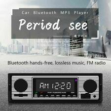 Car Stereo Bluetooth Vintage Car Radio MP3 Player Stereo USB AUX Classic Audi DA