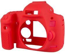 Kameraschutz  Canon EOS 5D MK3 Mark III 5DS 5DSr Kamera Schutzhülle Silikon RED