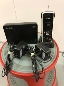 Yealink IP DECT Cordless Phone W52p