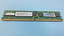 1 Pcs HP 1GB DDR SDRAM PC Memory Card B307367 PN 345113-851 PC2-3200R 1RX4 DDR2