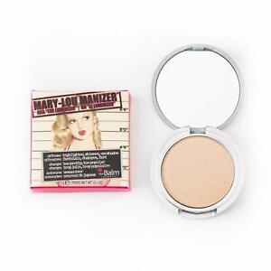 TheBalm Mary-Lou Manizer The Luminizer Highlighter Shimmer & Eyeshadow NIB