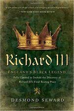 Richard III: England's Black Legend (1st Edit, 1st Print)...NEW Hardcover