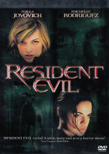RESIDENT EVIL (DELUXE EDITION) (DVD)