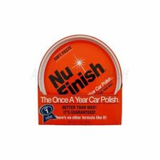 NU FINISH THE once A YEAR CAR POLISH PASTE 397g