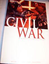 CIVIL WAR - A MARVEL COMICS EVENT BY M. MILLAR, MCNIVEN, VINES, HOLLOWELL