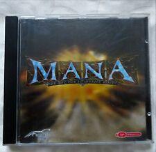 MANA - Der Weg der scharzen Macht von Mythos Games PC CD-ROM 1999 KULT
