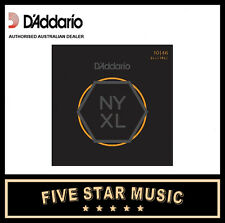 D'ADDARIO NYXL ELECTRIC GUITAR STRING SET LIGHT 10-46 - NEW DADDARIO NY XL