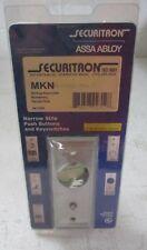 Securitron MKN Mortise Keyswitch Momentary Narrow Stile 784607023128