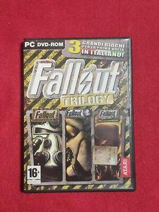 Fallout Trilogy Pc Ita