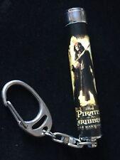 Disney Pirates Of The Caribbean Skull & Crossbones Logo Pocket Penlight Light
