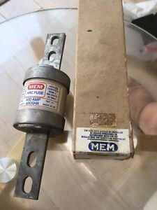 Mem 400 amp fuse x 2