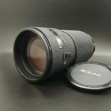 [ Excellent +++++ ] Nikon AF Nikkor 80-200mm f/2.8 D ED Lens for SLR from JAPAN