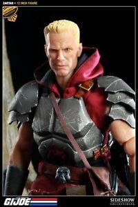 Sideshow GI Joe Exclusive Zartan Dreadnok Leader Cobra Master Of Disguise.