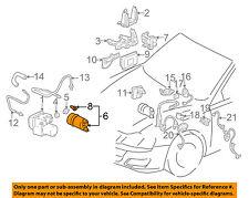 TOYOTA OEM 00-04 Avalon ABS Anti-lock Brakes-Pump 4798007020