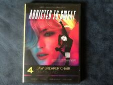 Nicole Winhoffer Madonna's Trainer Addicted To Sweat 4 Jaw Breaker DVD 2012 NEW