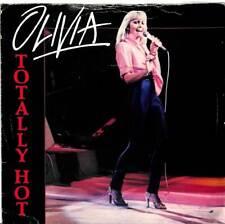 """Olivia Newton-John - Totally Hot - 7"""" Record Single"""