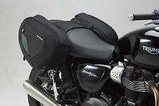 SW-Motech Blaze Panniers set saddlebags Triumph Bonneville T120 Street Twin