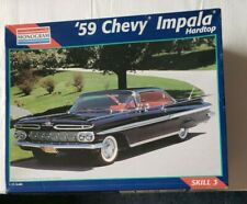 Monogram 1959 Chevy Impala Hardtop Kit