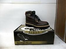 "NEW Women's Georgia Boot G3774 6"" Giant Boot  Size 7-1/2W~FREE SHIPPING!"