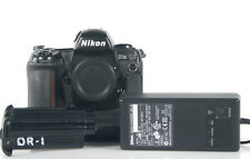 NIKON D1H BODY WITH 2 BATTERIES, BODY CAP, AND MH16 QUICK CHARGER