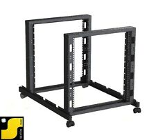 "Rack Magic 12HE Rackrahmen 800mm Tiefe - 48,3cm( 19 Zoll 19"" ) Serverschrank B"